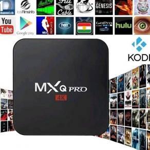 (new smart decoder) mxq pro 4k hd tv box
