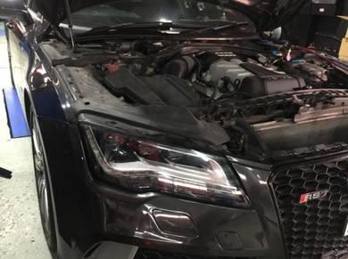 Audi a6 a7 a8 engine repair rebuilt overhaul