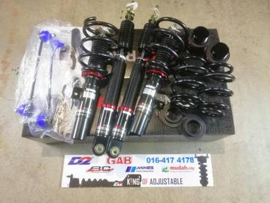 Adjustable bc v1 series for civic fc