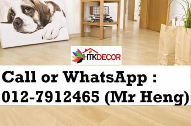 Quality PVC Vinyl Floor - With Install RS33