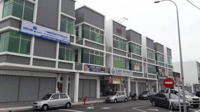 FACING MAINROAD JLN BAKAR ARANG New 3 Storey Shoplot at Taman Baiduri