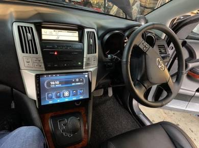 """Toyota harrier 2004-13 9""""android player1"""