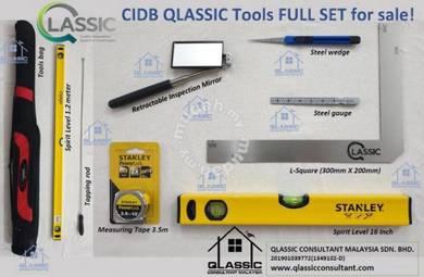 CIDB Qlassic Inspection Tools