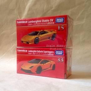 Tomica Premium Lamborghini (2 Set Cars)