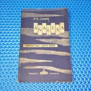 Analisa: Sorotan Atas Tjerita Pendek, 1961