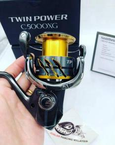 Shimano twin power 2020 fd spinning fishing reel