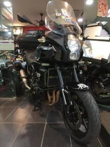 Secondhand Kawasaki Versys 1000 - Low Downpayment