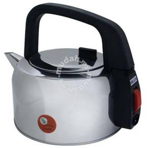 Milux Electric Kettle MSK-49 Ready Stock
