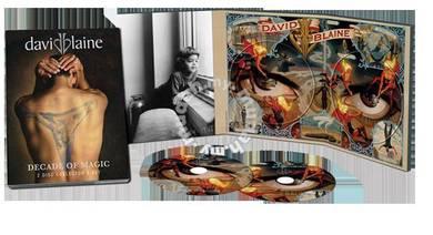 David Blaine - Decade of Magic - DVD