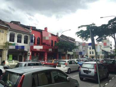 2 Storey Shop At Jalan Sultan Idris Shah,Ipoh