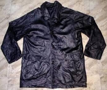 Jacket Genuine Leather Unbrand