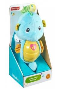 Fisher Price Soothe & Glow Seahorse™ for Newborn