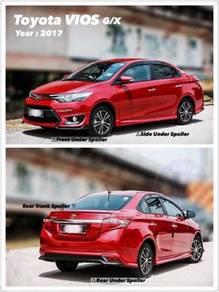 Toyota Vios 2016 Facelift GX Bodykit Body Kit