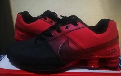 Nike Shox Spring Red Black