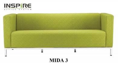 Mida 3 Seater Sofa