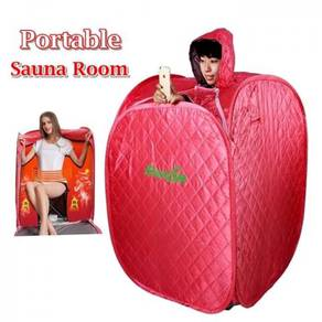 Portable sauna room with chair c-8.44f