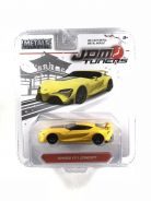 Jada Toys Toyota FT-1 Concept Yellow (1:64)