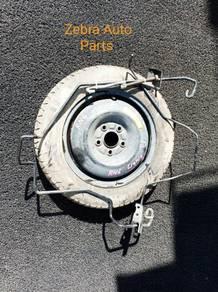 Honda Stream RN6 RN8 Spare Tyre Bracket Set