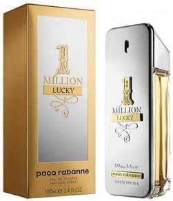 1 Million Lucky by Paco Rabanne for Men - Eau de T