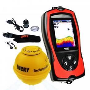 Lucky Fish Wireless 45M water depth fish finder