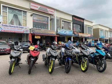 Yamaha Y15ZR Y15 ZR Y 15 ZR 150 Doxou Super Offer