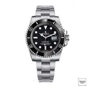 ROLEX Oyster Perpetual Submariner Black 116610LN
