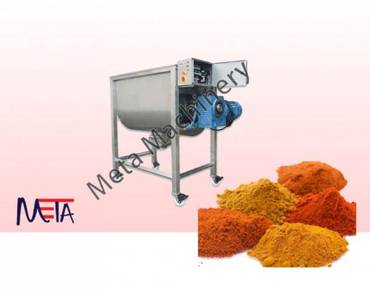 Powder Mixer Malaysia (Ribbon Mixer Malaysia)