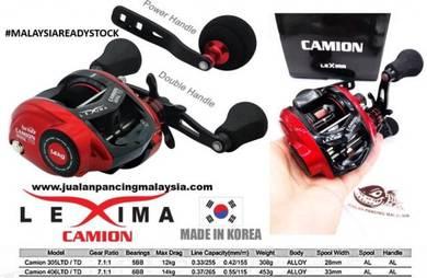 Banax lexima camion casting bc jigging reel
