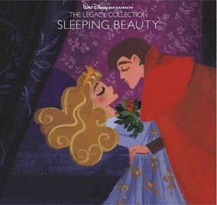 Movie Soundtrack Legacy Collection Sleeping Beauty