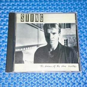 Sting - The Dream Of The Blue Turtles [1985] CD