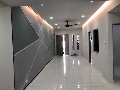 Taman Megah Ria Renovated Single Storey