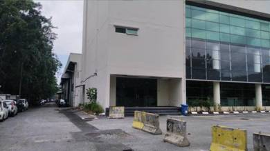 Superb 2.85 ac Corporate Building & Warehouse in Shah Alam .Good Buy!!