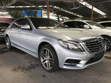 Recon Mercedes Benz S500L for sale