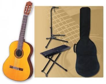Yamaha Classical Guitar C 80