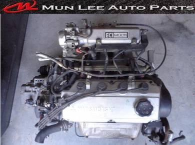 Engine Empty Mitsubishi 4G93 SOHC Wira Satria