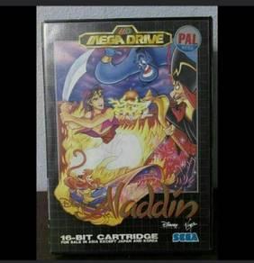 (Original)Sega MegaDrive 16bit Games