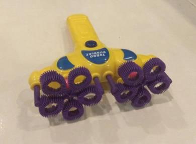 Turbo bubbles gun children toy games activity