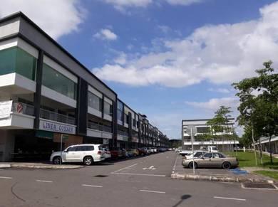 2nd flr Modern glass building, (1,980 sq fts) Inanam Capital,