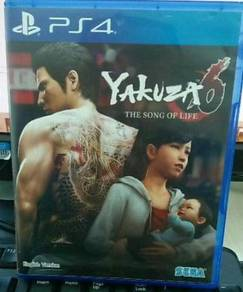 Yakuza 6 - PLAYSTATION 4 (PS 4) Game