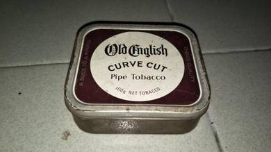 Stock clearance Kotak tin Old English lama
