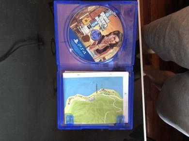 PS4 gta