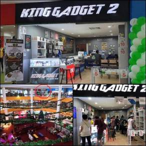 King Gadget 1Borneo Face To Face Repair N Services