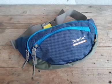 Senterlan S2316 Pouch Bag Pinggang - Navy Blue