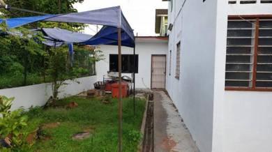 Taman Bukit Tiram, FULL LOAN, 2 Storey Corner, Jalan Ledang, Ulu Tiram