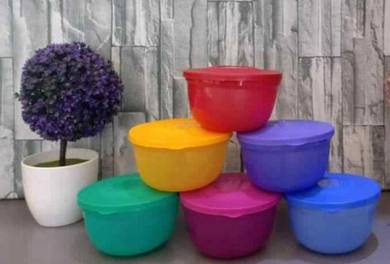 Tupperware bowl 600ml 1bji