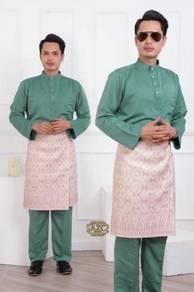 Baju Melayu Ar-Rahman Ekslusif (Keluaran Terbaru)!
