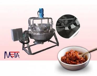 Sambal Sauce Cooking Kettle Malaysia
