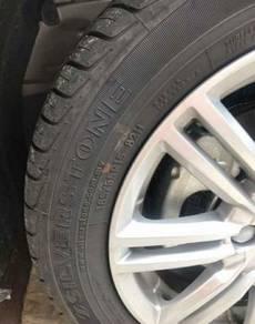 Tyre 185/55 R15 (4 Tyre)