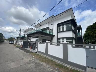Brand new Freehold!Double Sty Semi D Bukit Senjuang Town Area
