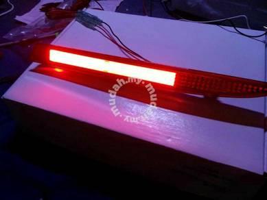Toyota alpahrd rear bumper reflector light lamp